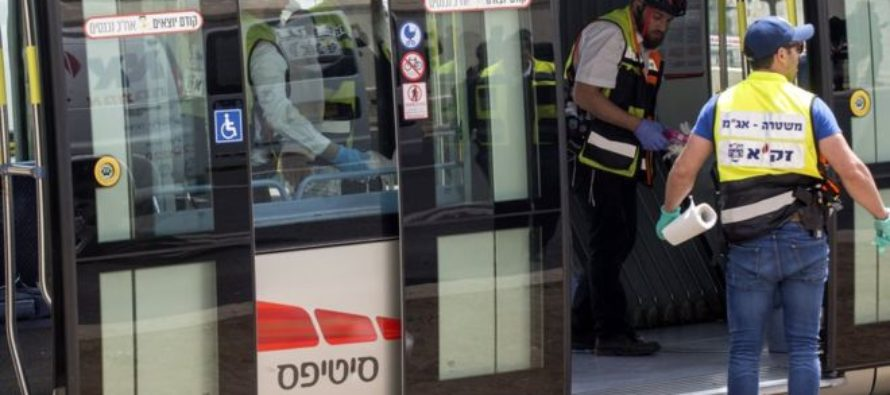Jerusalem stabbing: British woman killed in tram attack