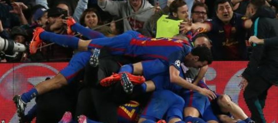 Barca 'capable of another special night'