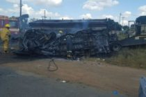 South Africa bus crash kills 20 children