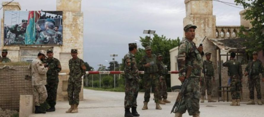 Afghan army base: Death toll in Taliban attack passes 130