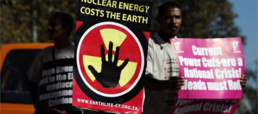 South Africa's nuclear deals unlawful, court rules