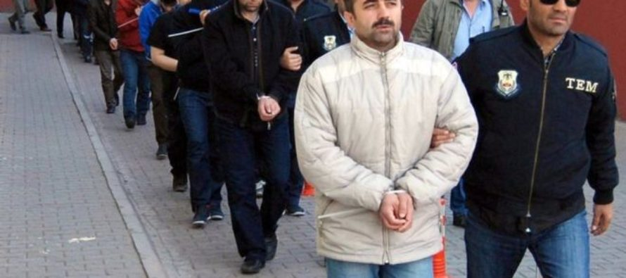 Turkey suspends more than 9,000 police officers over 'Gulen links'