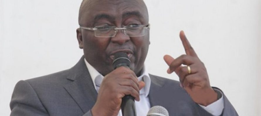 """Angry Minority hits back at Bawumia's """"unpresidential"""" comment"""