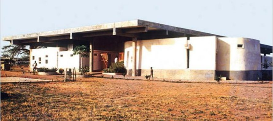 Bolgatanga Regional library left in a deplorable state