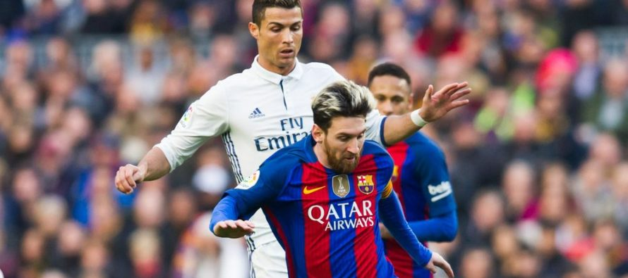 Former Real Madrid and Barcelona striker Alfonso has described Sunday's Clasico as Lionel Messi versus Cristiano Ronaldo.