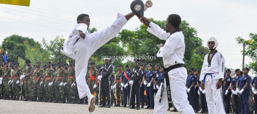 Ghana to host 2017 World Taekwondo Open Championship