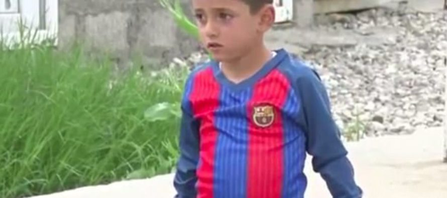 ISIS kidnap 3-year-old boy because his father named him Messi