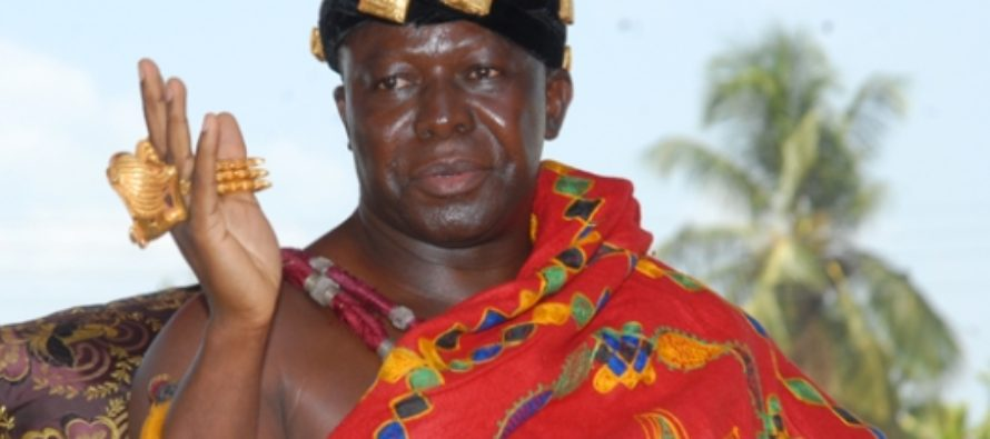 Galamseyers in Kumasi to petition Otumfuo over gov't crackdown