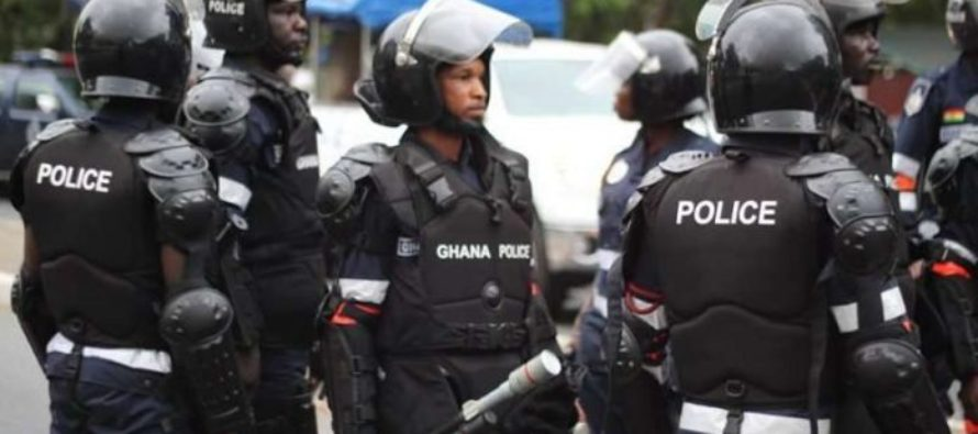 Alavanyo/Nkonya clashes: Police, soldiers engage residents in gun battle