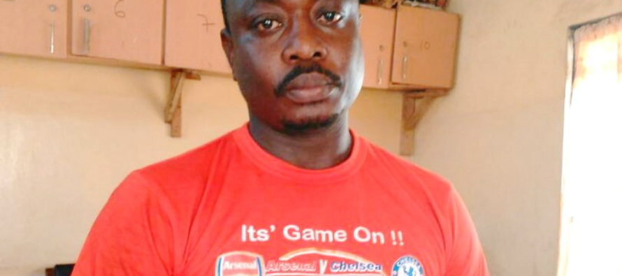 Bar attendant in police grip for allegedly setting co-tenant on fire