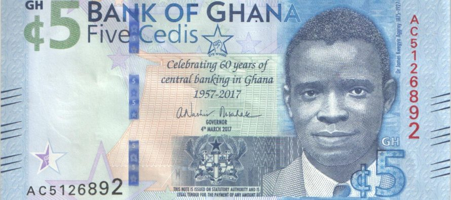 5-Cedis Commemorative Note: Most Advanced Security-featured Banknote – BOG
