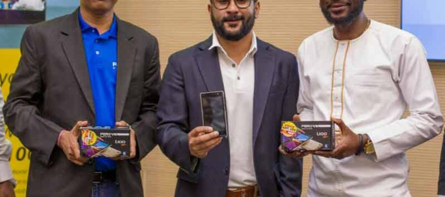 New smartphone, Fero L100 introduced in Ghana