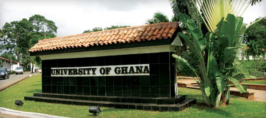 University of Ghana dispels report final year student died in pool