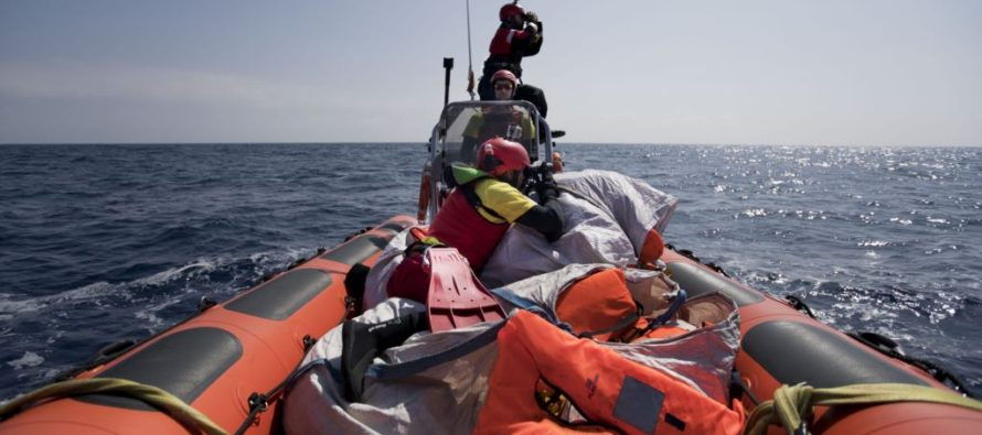 Nearly 100 Migrants Missing After Boat Capsizes Off Libya