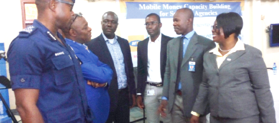 Police trained on mobile money fraud