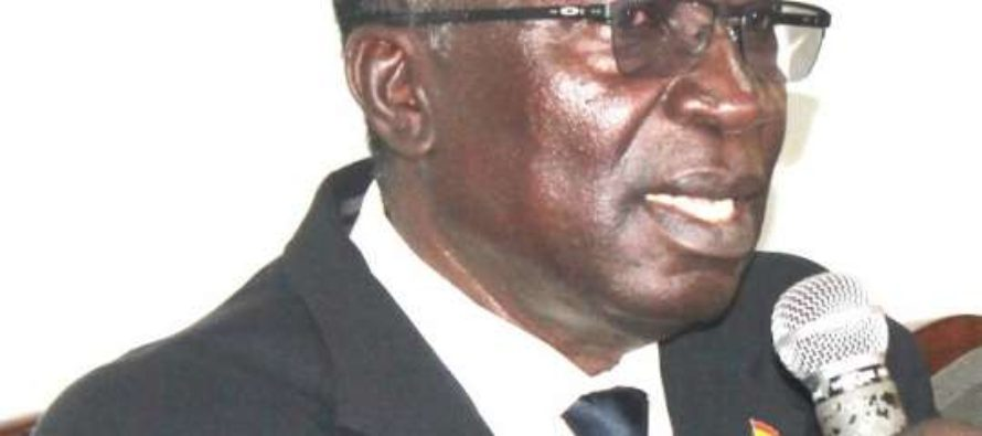 Prof Frimpong-Boateng wins 'Legend of the Year' award