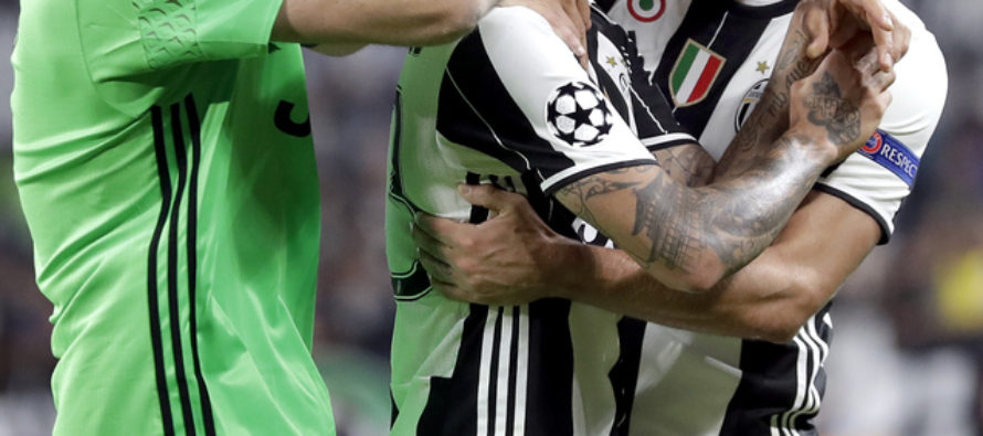 Juventus reach Champions League final with complete win over Monaco