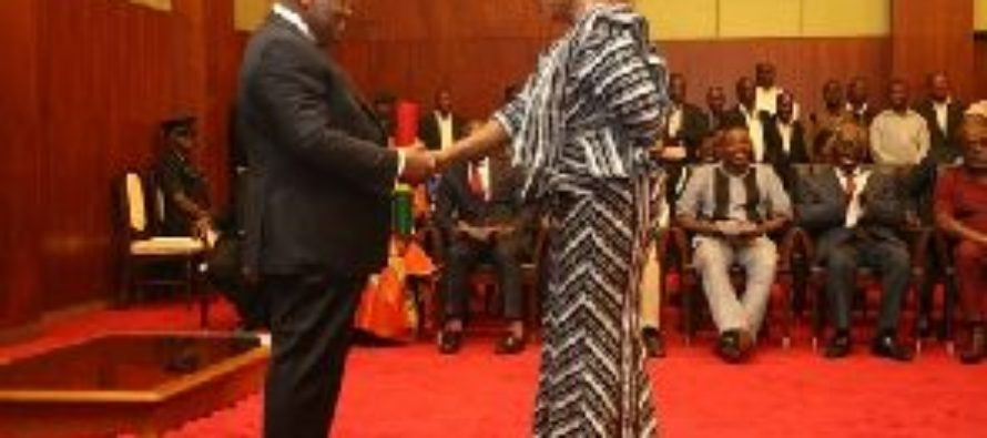 We told you so, Mr. President – Minority jabs Akufo-Addo over Otiko's appointment