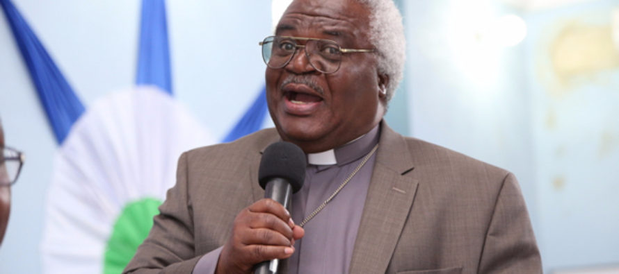 Galamsey got out of hand under Mahama – Rev Prof Martey