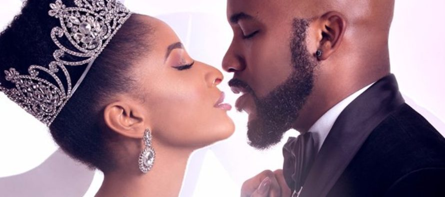 Banky W and Nollywood actress Adesua Etomi are engaged