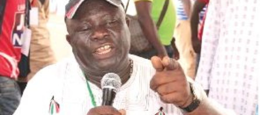 I paid GHC300k bribe to be MCE – Yamoah Ponkoh