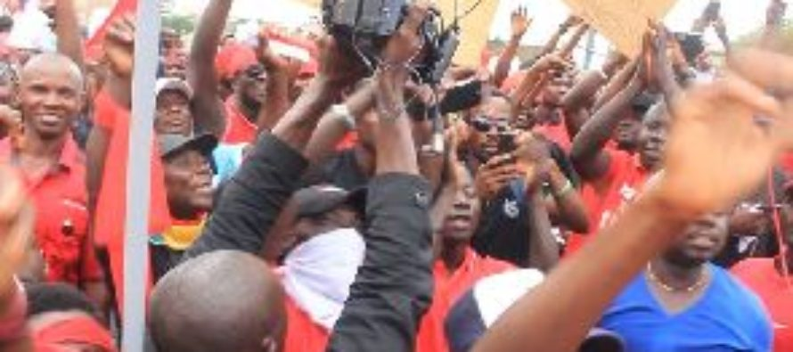 Akufo-Addo must sit up and act fast on corruption – Angry demonstrators