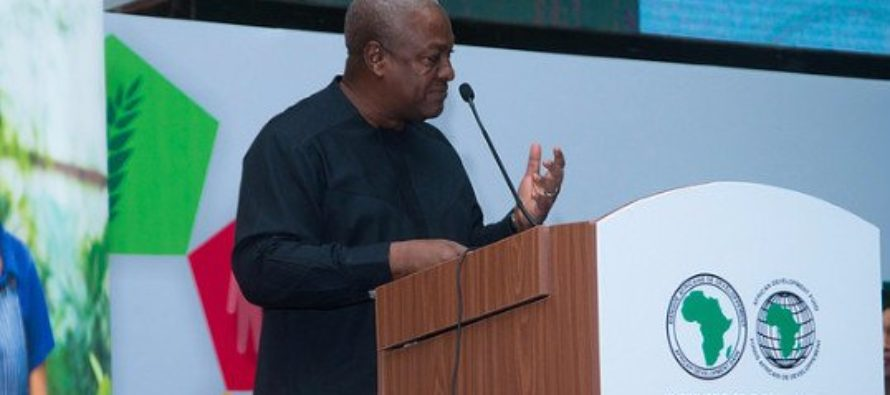 'Cool Agriculture' will attract African youth – Mahama