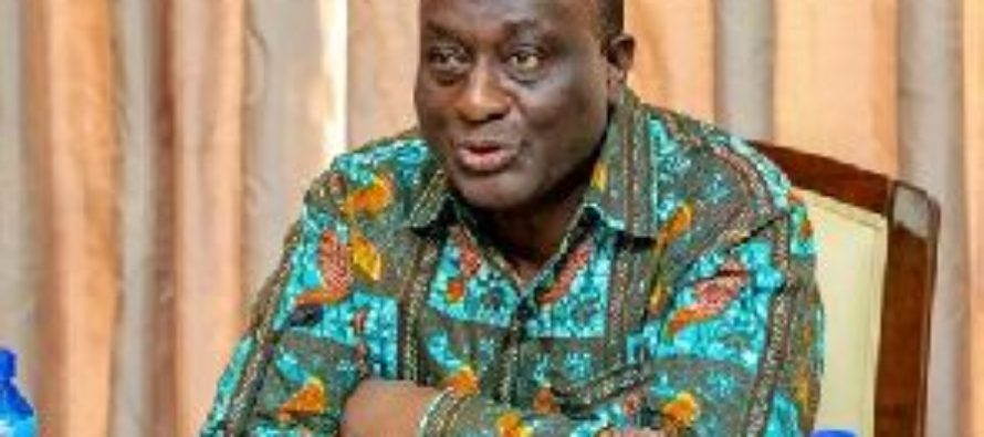 Government to slash corporate taxes to 20% in 2018 – Alan Kyerematen