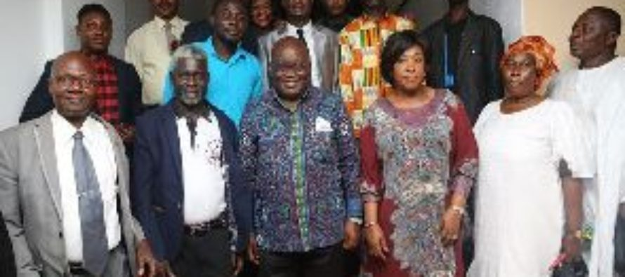 Akufo-Addo assures of wealth creation