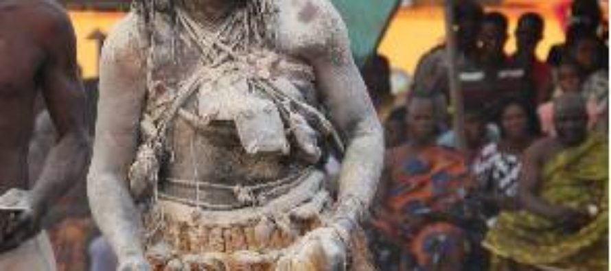 Ghanaian witch doctor Kwaku Bonsam claims his curse on Kotoko is working