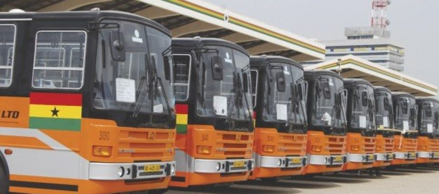 Metro Mass chases NDC for GH¢1.9m unpaid bus rental