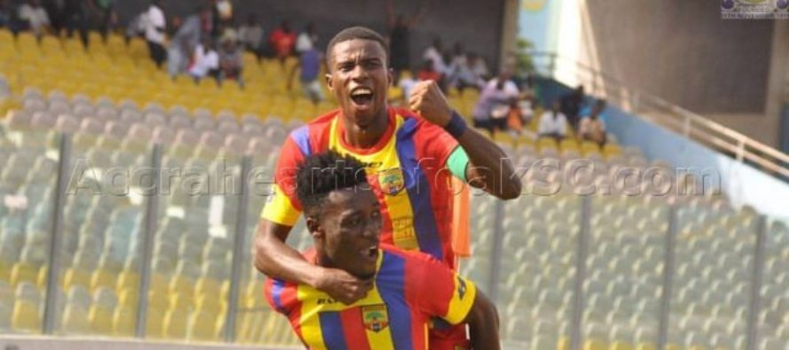 Resurgent Hearts of Oak aim to end first round on high