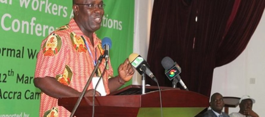 TUC wants Akufo-Addo gov't to cap interest rates