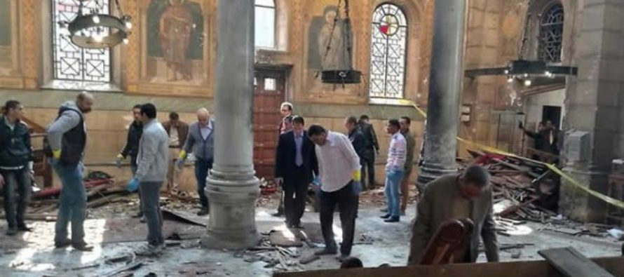 Egypt refers 48 Islamic State suspects to military court over church bombings