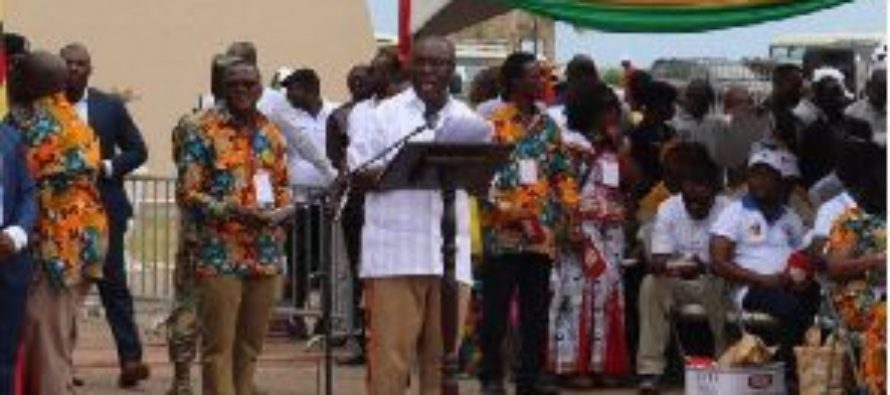Ghana should not be counted among poor nations – Orgainsed Labour