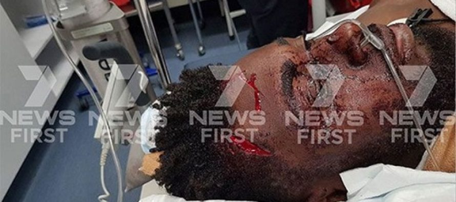 Ghanaian man attacked on horror date in Australia