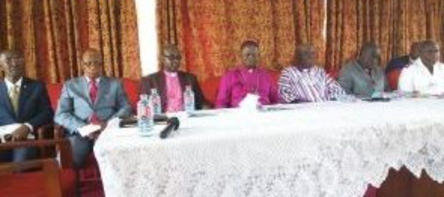 We will vote for Nana Addo for fighting galamsey – Anglican Archbishop