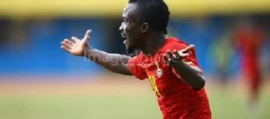 Solomon Asante adjudged SWAG footballer of the year