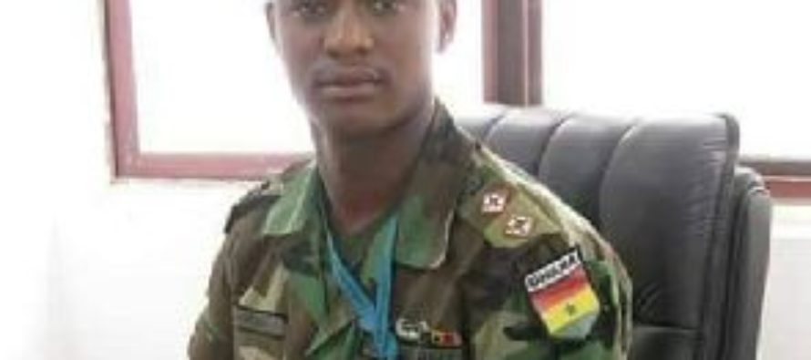 Soldier 'mistakenly' lynched and burnt at Diaso