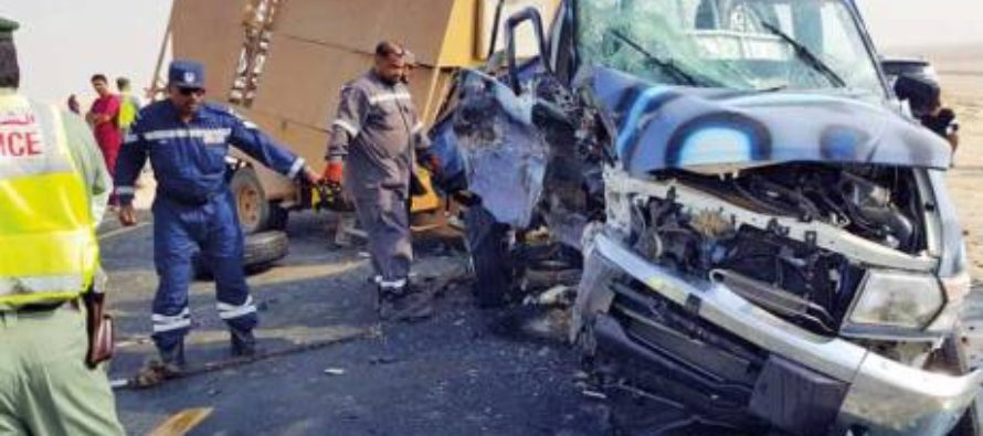 708 killed within four months in road accident