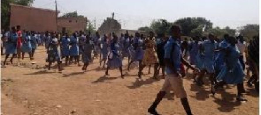 Upper East SHS students cry out to government over feeding grant arrears