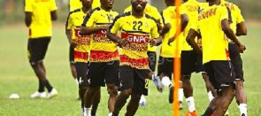 Seven based local players handed Black Stars call up