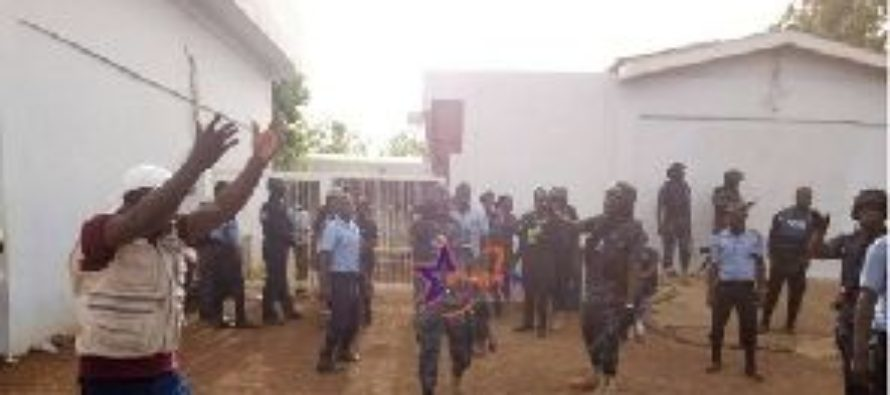 Violence in Walewale over DCE confirmation