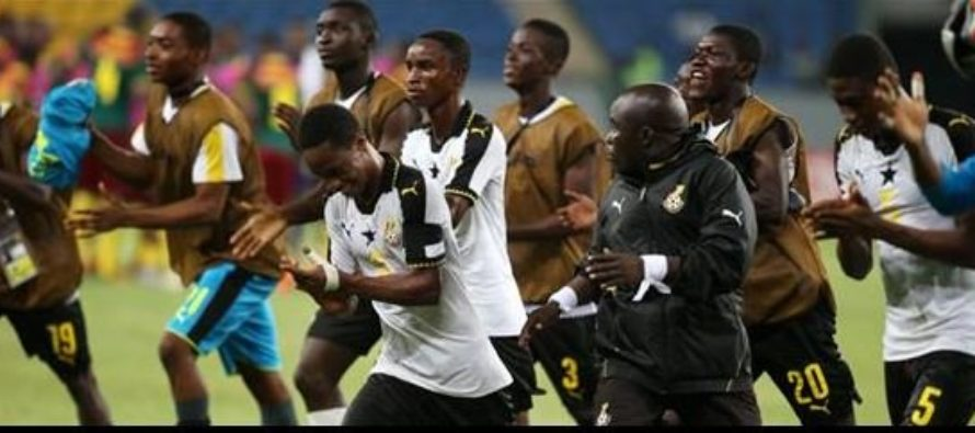 Five-star performance seals World Cup berth for Black Starlets