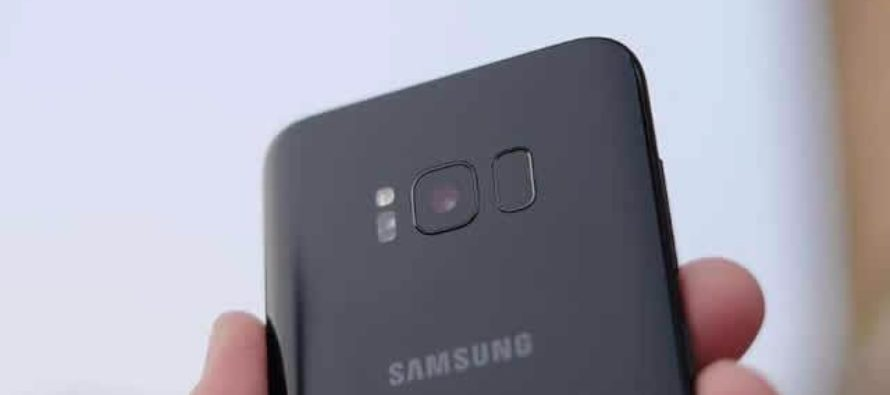 Samsung Galaxy S8 Iris scanner can be hacked