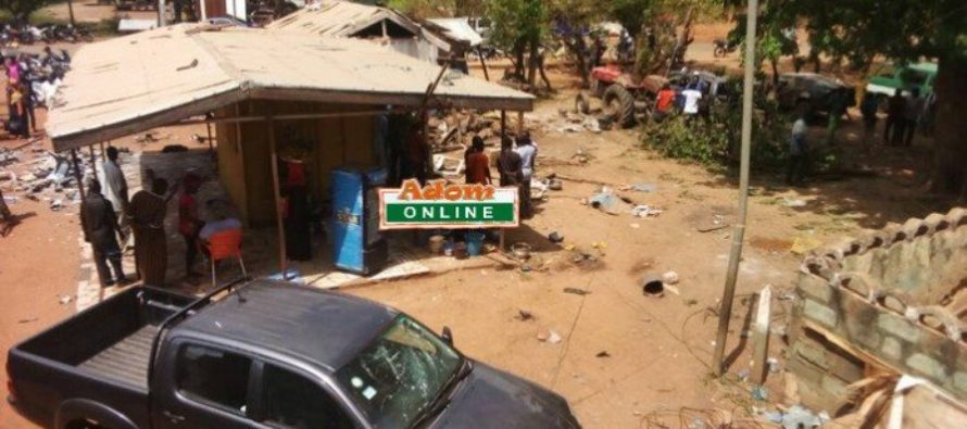 One dead in Tamale gas explosion