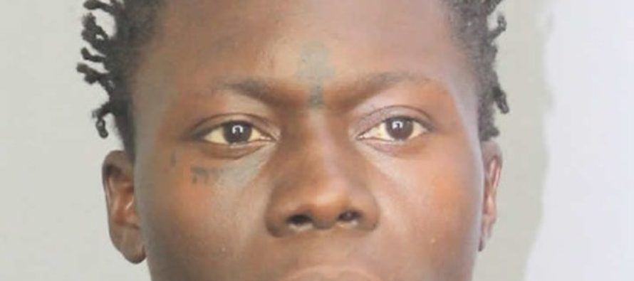 Accused shooter allegedly poops on his arrest warrant