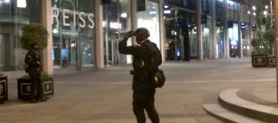 Deaths confirmed after Manchester Arena blast reports
