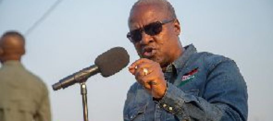 Mass sacking of workers by NPP gov't unacceptable – Mahama