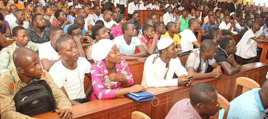 UDS deploys over 6,000 students to rural communities